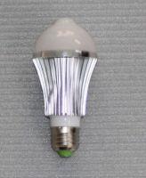 Led Lampa med rörelsedetektor E27 7W