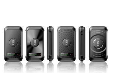 Powerbank batteriladdare 12.000mAH