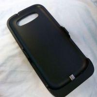 Svart Batteriskal till Samsung Galaxy S3 i9300