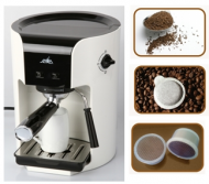 Espressomaskin Java